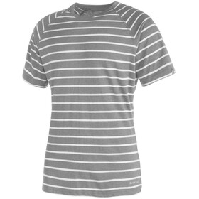 Mammut Crag T-Shirt Men stone grey melange-light grey melange